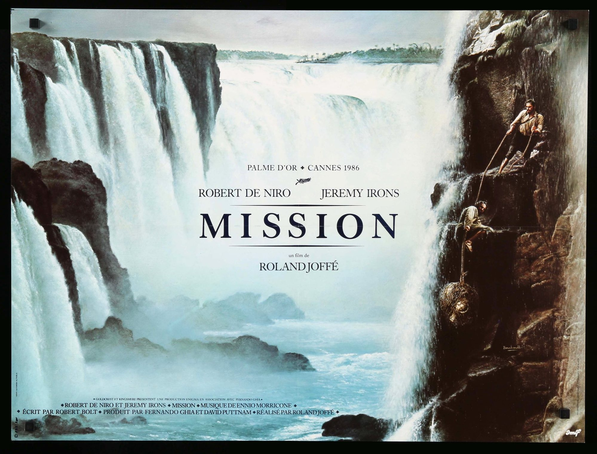 Mission 1986 french original film art 2000x