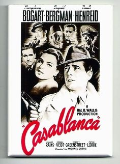 41962f51b39a39e7c32778890314b4d5 casablanca movie casablanca